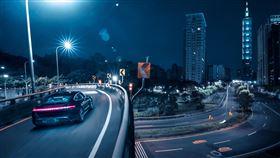 ▲保時捷Taycan電動轎跑。(圖/Porsche提供)