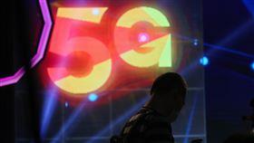 電信5G時代來臨(3)中華電信、台灣大哥大30日先後舉行5G開台記者會,宣告台灣電信業5G新時代來臨。中央社記者王騰毅攝  109年6月30日