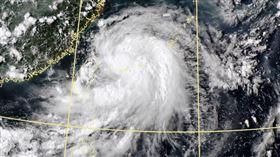 巴威颱風(圖/中央氣象局)