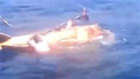 海盜,槍殺,春億217號,漁船(翻攝自 YouTube)