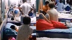 又傳疫情!中國安徽3天493人集體感染「志賀氏菌」 圖翻攝自微博