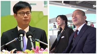 陳其邁VS韓國瑜就職…他3點曝心聲