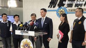 FBI駐台灣聯絡官Nicolas G Garcia 記者李依璇攝影