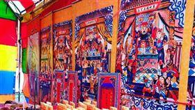 中元節各地舉辦超薦法會。(圖/黃聖彥提供)