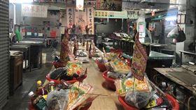 ▲東市場九大柱輪普。(圖/嘉義城隍廟提供)