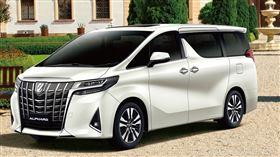 ▲Toyota Alphard(圖/Toyota提供)