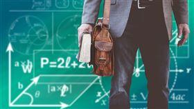 老師,學生,家教,數學,上課。(圖/pixabay)