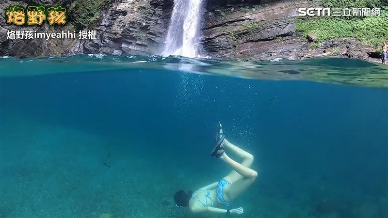 開車2小時!隱身台北旁的瀑布秘境 溯溪、野餐超高CP值