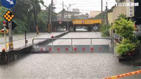 大雨,西南風,台南,積水,淹水