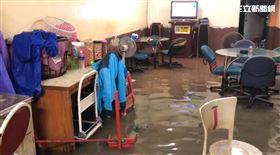 台南,仁德,淹水,暴雨,黃偉哲