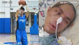 遭撞成植物人5個月後甦醒 籃球校隊男重新探索世界