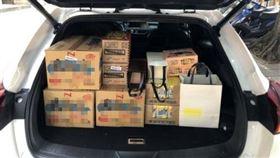 中元、普渡、供品、拜拜、泡麵。(圖/翻攝自Dcard)