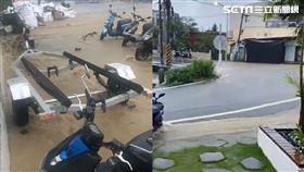 小琉球,淹水,大雨,屏東
