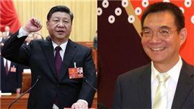 習近平9人經濟國師團,台灣出生的林毅夫在列(組合圖/資料照)