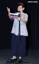黃子佼公布第55屆金鐘獎入圍名單。(記者邱榮吉/攝影)