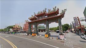台南生活機能靠「信仰」?專家:「宜居」一哥不在東區。(圖/翻攝自Google Map)
