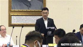 江啟臣,國民黨,中常會(圖/記者林恩如攝影)