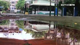 淹風雨球場1800
