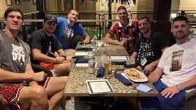 NBA/金童曬照!巴爾幹兄弟幫帥翻 NBA,巴爾幹半島,歐洲,Luka Doncic,Goran Dragic,Vlatko Cancar,Kristaps Porzingis,Boban Marjanovic,Nikola Jokic,Nikola Vucevic 翻攝自推特