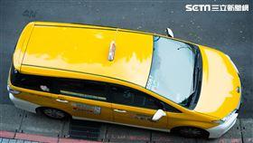 計程車(記者陳弋攝影)