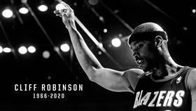 Clifford Robinson逝世。(圖/翻攝自拓荒者推特)