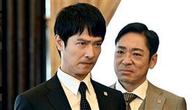 大和田(香川照之飾)爆出《半澤直樹》新金句。(圖/翻攝自TBS官網)
