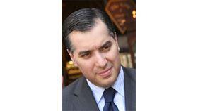 黎巴嫩駐德國大使阿迪布31日可望獲任命為新任總理,處理包括財務危機及首都貝魯特港區大爆炸後續等棘手國政。(圖/翻攝自facebook.com/mustapha.adib.3)