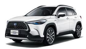 ▲Toyota Corolla Cross(圖/Toyota提供)