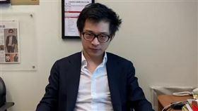香港知名律師林作經常發表爭議言論。(圖/翻攝自林作IG)