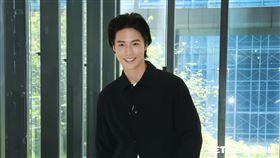 演員林禹為「台灣第一小生」林瑞陽的兒子,從未在台灣螢光幕前曝光的他,這次在三立台灣台《戲說台灣》全新單元「新娘神救姻緣」中擔任男主角,負責幫女騙子張懷媗配對的專屬新娘神。圖/記者邱榮吉攝影