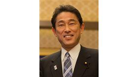 日本自民黨政調會長岸田文雄。(圖/翻攝自維基百科)