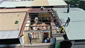 新北市強制拆除違章建築收費自治條例,8月19日起正式實施(圖/新北市政府)