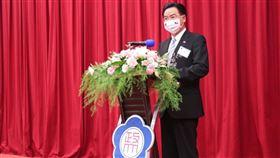 政大校長郭明政期許未來雙方有更多師生交流,並促進雙方、三方的聯合教學計劃。(圖/政大提供)