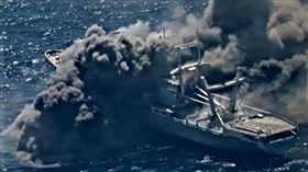 2020環太平洋軍演。(圖/翻攝自美國海軍太平洋艦隊臉書)