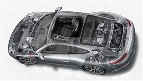 ▲保時捷911水平對臥引擎遭調查。(圖/翻攝Porsche網站)
