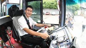 劉冠廷,公車,消失的情人節,公車司機,中影製片廠 圖/牽猴子提供