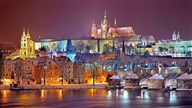 捷克首都Praha布拉格。(圖/翻攝自Pixabay)