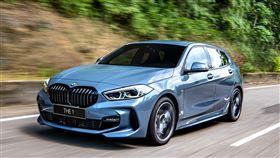 ▲BMW 118i Edition M全面進駐BMW全台展示中心。(圖/BMW提供)