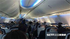 性騷擾,菲律賓籍男子,美籍女乘客,桃園地院,國籍航班,桃園機場