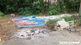 南投4歲女童遭埋屍、南投地檢署主任檢察官吳錦龍/翻攝畫面