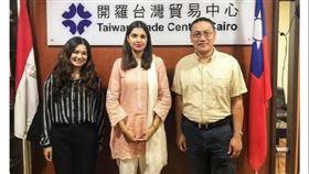 中國親密盟邦倒戈?印媒:巴基斯坦暗中和台灣發展經貿關係,圖/翻攝自推特