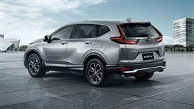 ▲Honda CR-V小改款 (圖/Honda提供)