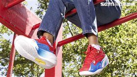 穿上無敵星星!PUMA攜手任天堂推瑪利歐全球限量聯名鞋(圖/PUMA提供)
