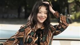 南韓女星雪莉(雪莉(圖/翻攝自YouTube)