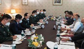 中印防長會晤無共識 雙方強調協商解決