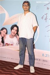 「可不可以、你也剛好喜歡我」導演簡學彬。(記者邱榮吉/攝影)