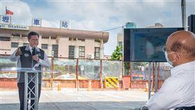 桃園鐵路地下化地方負擔25%經費,感謝中央支持打造軌道運輸新時代(圖/桃園市政府)