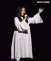 徐佳瑩臺北流行音樂中心「嗨!北流」開幕演唱會。(記者邱榮吉/攝影)