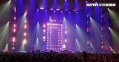 魏如萱臺北流行音樂中心「嗨!北流」開幕演唱會。(記者邱榮吉/攝影)