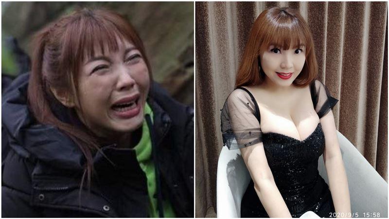 劉樂妍辦推特解放豪乳 讚數慘才9個